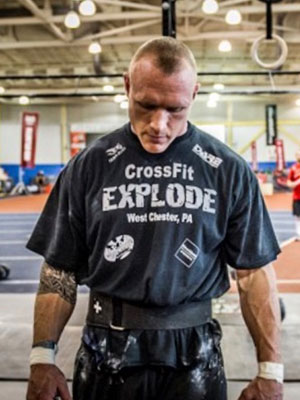 Brian Quinlan 24/7 CrossFit Gym Coach In West Chester Near Me