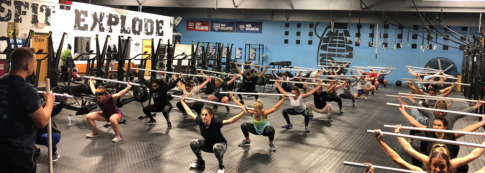 Why CrossFit Explode Is Ranked One Of The Best Gyms In West Chester